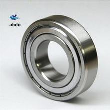 10 قطعة/الوحدة عالية الجودة ABEC 5 6203ZZ 6203Z 6203 ZZ TB6203ZZ 17x40x12 مللي متر المعادن ختم تحمل محمية الأخدود العميق الكرة