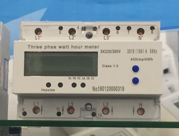 DTS238-2 ZN/S  RS485 MODBUS-RTU three phase four wire  energy meter заклепочник santool 238 мм 032202 238