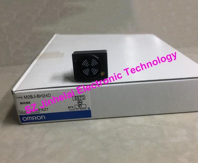 100% Authentic original OMRON BUZZER M2BJ-BH24D, M2BJ-BH24D-D [zob] supply of new original buzzer m2bj b24b 2pcs lot