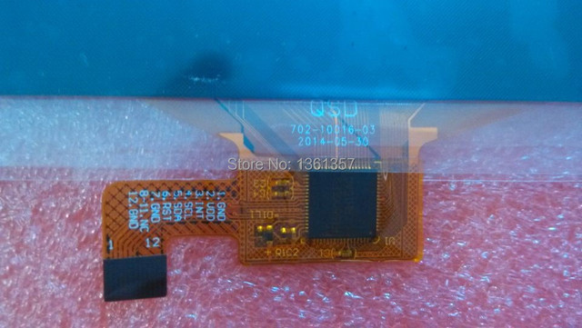 New tablet capacitive touch screen 702-10016-03 free shipping