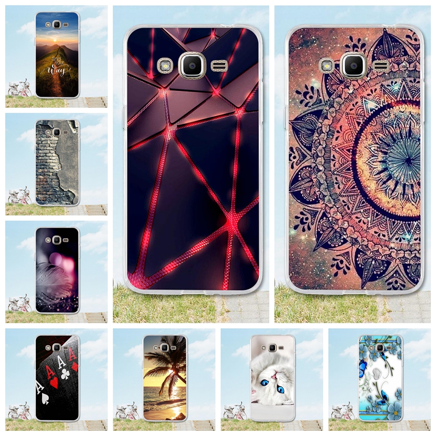 Cases For Funda Samsung Galaxy J2 Prime Case <font><b>Cover</b></font> Silicone J2 Prime G532F <font><b>Phone</b></font> Case For Samsung J2 Prime G532F <font><b>Cover</b></font> Capa <font><b>Bts</b></font> image