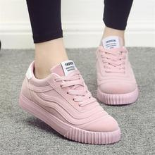 2018 Fashion Flats Women Trainers Breathable Casual Shoes Ladies Comfortable Flat Sole Zapatillas Mujer Big size 35-43