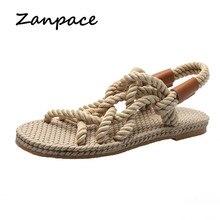 Envío Gratuito En Compra Y Disfruta Del Sandal Rope iOuPkTZX