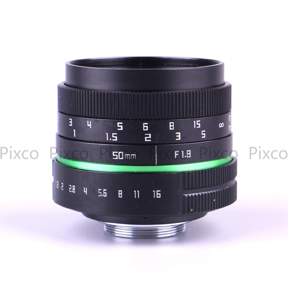 Об'єктив камери C Кріплення камери 50мм - Камера та фото - фото 5