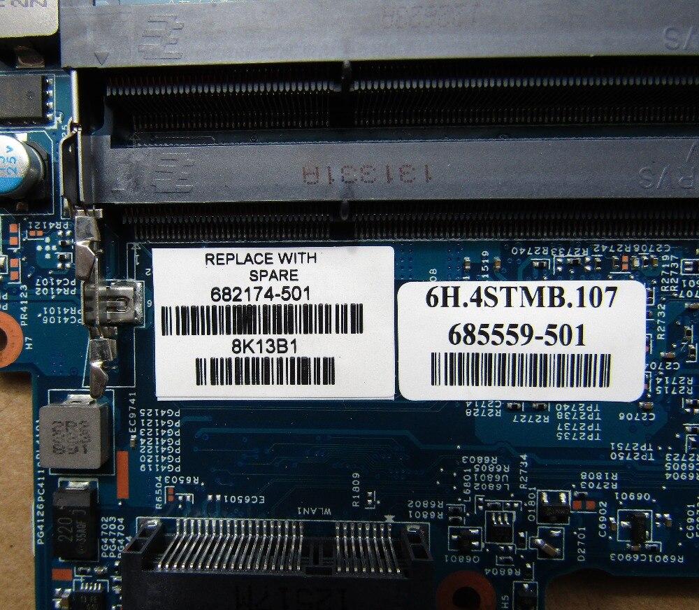 HP DV6 DV6T DV6-7000 Motherboard 682174-501 GT650M 2G 100/% tested