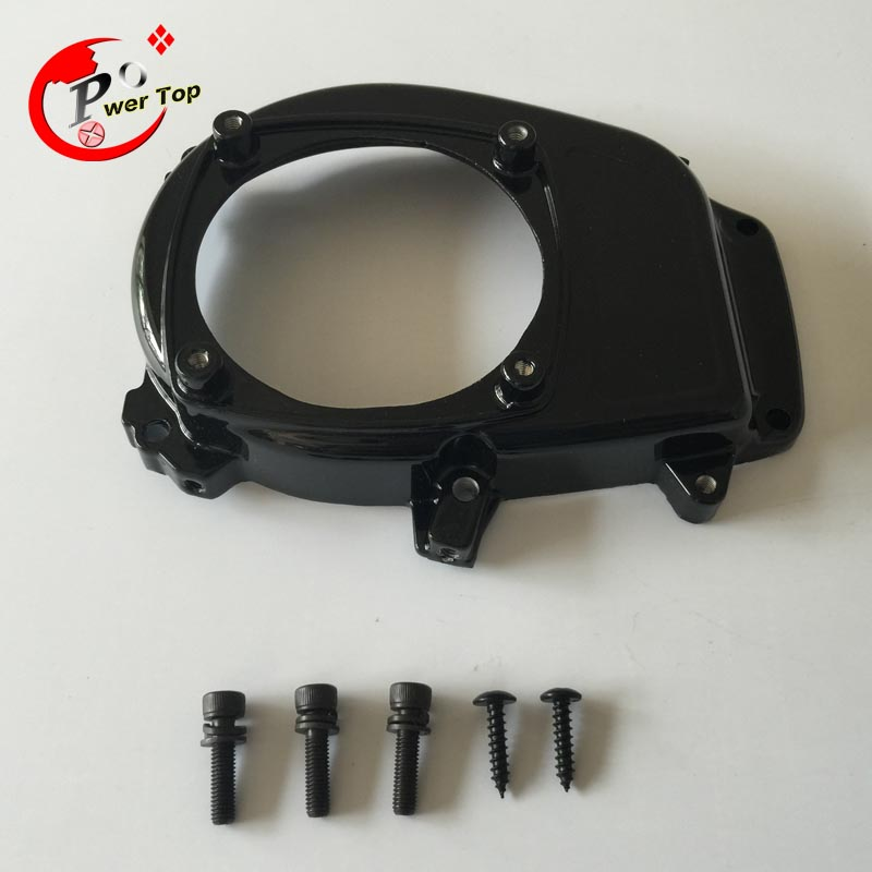 Flywheel cover for CY Zenoah Gas Engine HPI Baja 5B 5T 5SC Rovan KM Losi baja rc reed valve system for cy zenoah engine