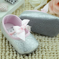 Baby Girl Shoes Princess Soft Sole Children' ...