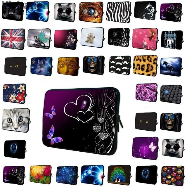 """17 """"15"""" 15.6 """"13.3"""" 13 """"12"""" 11.6 """"10"""" 9.7 """"7"""" 14 """"dizüstü Tablet Netbook kol çantası kapak Funda Bolsas kılıfı için Huawei Macbook"""