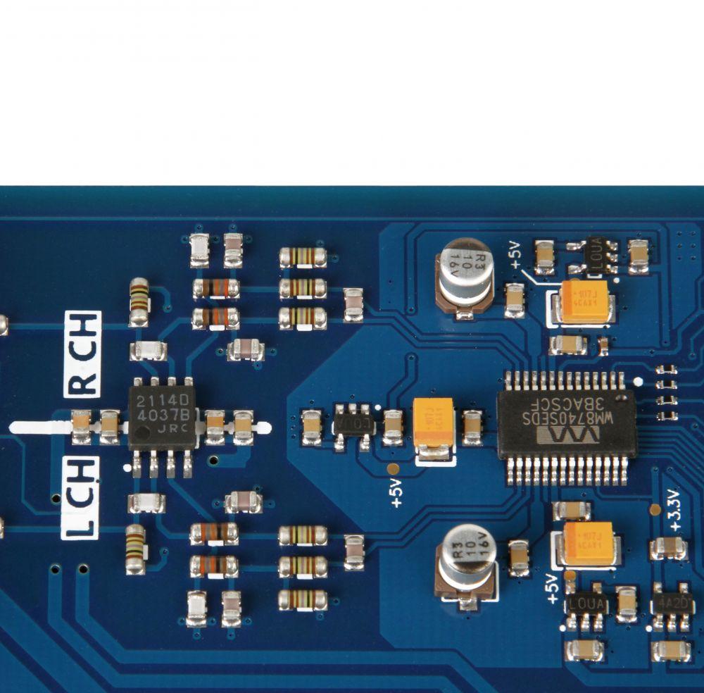 Digital Analog Audio Converter Optical Fiber Zu Analog Digital Audio Dekodierung Eine VollstäNdige Palette Von Spezifikationen Tragbares Audio & Video
