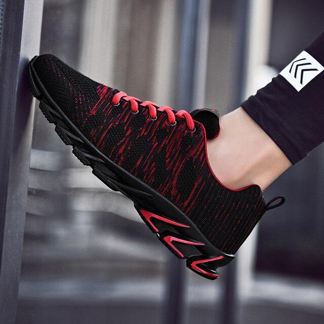 2019 Mannen Casual Schoenen Ademend Sneakers Man Schoenen Tenis Masculino Schoenen Zapatos Hombre Sapatos Outdoor Schoenen 39-45