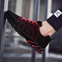 2019 Men Casual Shoes Breathable Sneakers Man Shoes Tenis Masculino Shoes Zapatos Hombre Sapatos Outdoor Shoes 39-45