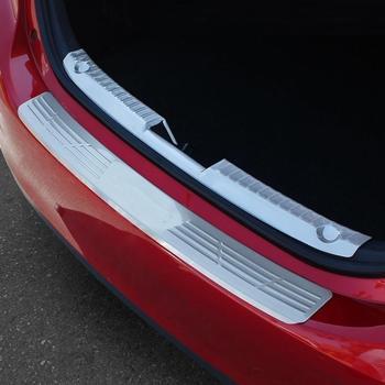 Manija de la puerta, paneles traseros, protector de accesorios de modificación para Auto cromium de coche 18 19 para Mazda Axela