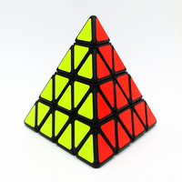 Pyraminx Children Puzzle Games Toy Magic Cube Stress Reliever Brinquedos Polymorph Plastic Cube Magique Educational Games