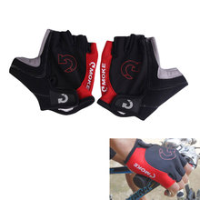 Half Finger Cycling Gloves Men Women Sports Anti Slip Bike Bicycle Gloves Cycling Equipment Accessories Sports
