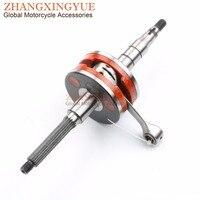 Bakelite crankshaft & standard crankshaft for QINGQI REX Scooter(MK50) 2 Stroke