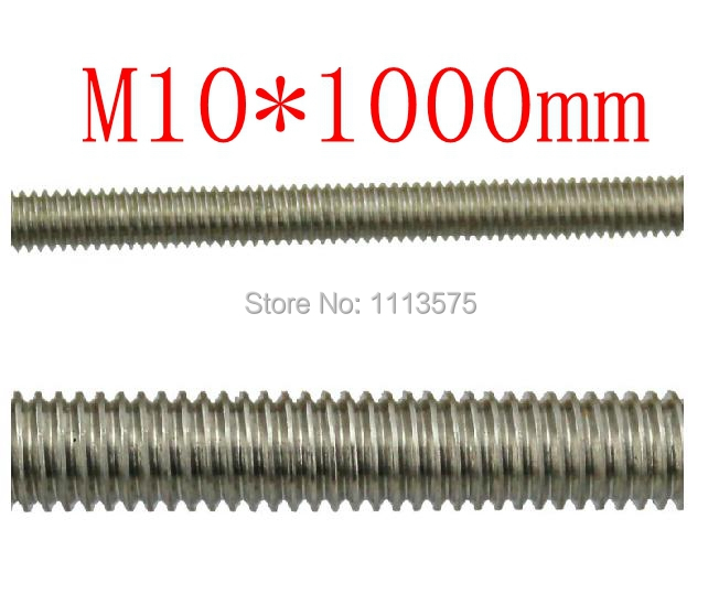M10*1000mm 304,321,316 stainless steel thread bar,threaded rod nuts and bolts,threaded bar bolts and nuts m16 1000mm 304 321 316 stainless steel thread bar threaded rod nuts and bolts threaded bar bolts and nuts
