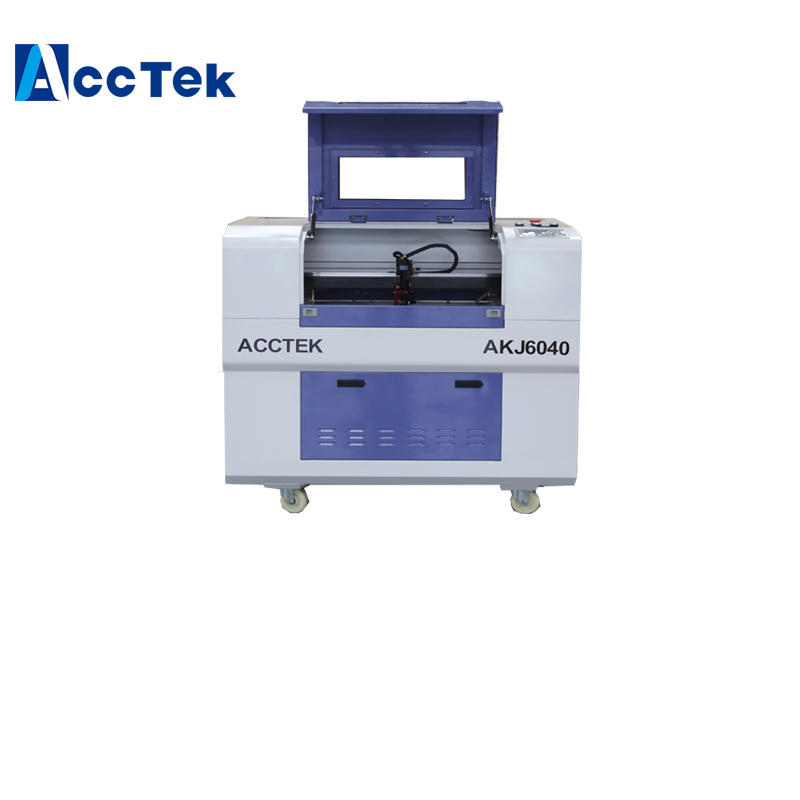 Hot sale 60w 80w 100w <font><b>4060</b></font> cnc <font><b>Laser</b></font> Engraving Machine for the nonmetal wood leather acrylic <font><b>laser</b></font> engraver with CE image