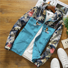 Floral Printed Bomber Jackets
