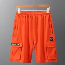 Plus 10XL 9XL 8XL 7XL Quick Dry Summer Beach Shorts Men Casual Jogger Bermudas hombre Gyms Plain Mens Fitness Workout Short