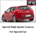 Car Camera For SEAT Leon 1P 5F MK2 MK3 2006 ~2016 High Quality Rear View Back Up Camera For Fans | CCD + RCA
