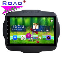 TOPNAVI Android 6 0 2G 32GB 9 Quad Core Car PC Media Center Player For Jeep