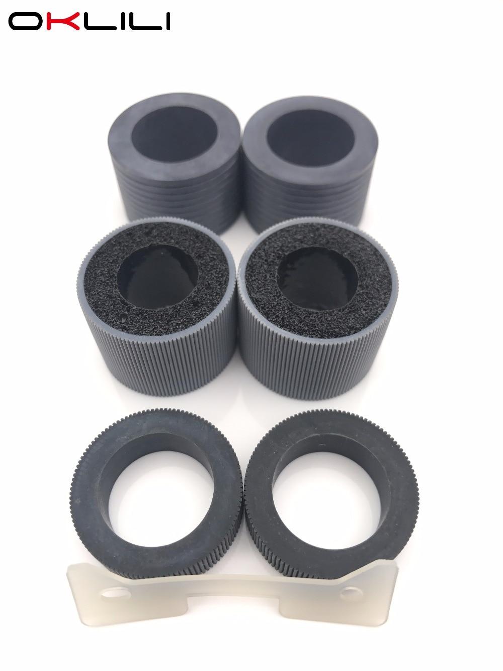 PA03450-K011 PA03450-K012 PA03450-K013 Pad Assy Pick Roller Brake Roller Separator Roller for Fujitsu fi-5950 fi-5900C fi-5900