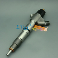 ERIKC 0445120228  common rail fuel injector set  0 445 120 228 diesel engine parts whole injector group 0445 120 228