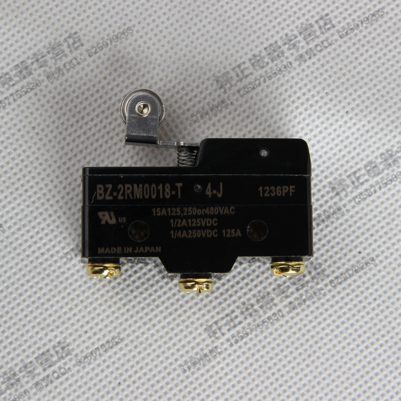 BZ-2RM0018-T4-J Japan Yamatake (Dalian) AZBIL Micro Switch Limit Switch dz 10gw2 1b micro switch omron limit switch