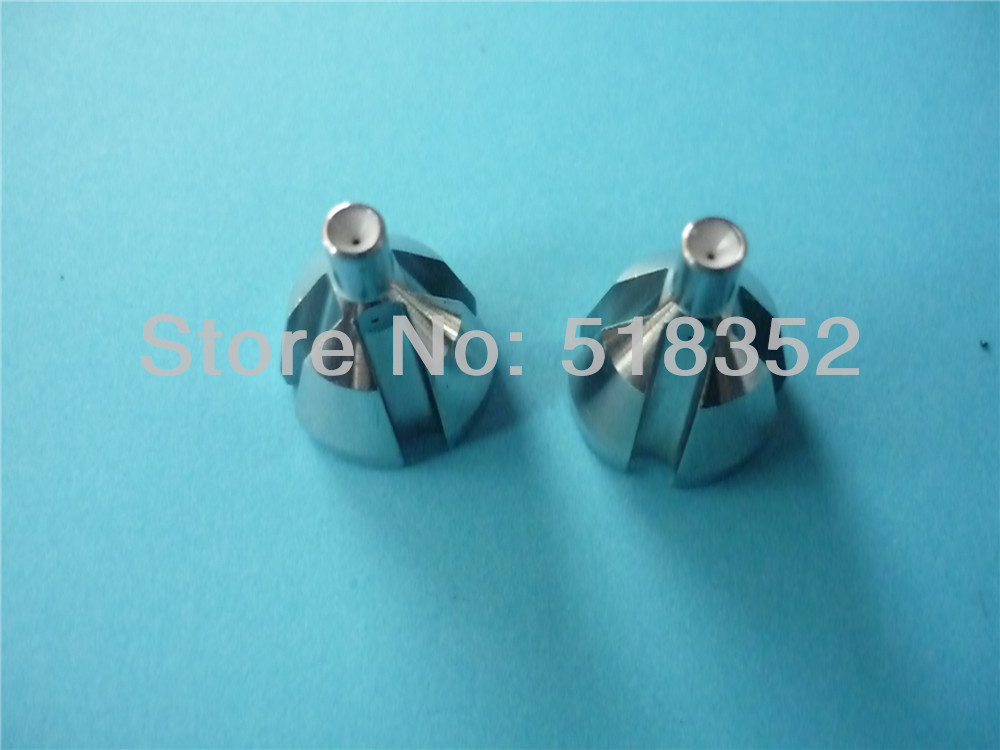 MAXI MX117 Diamond Wire Guide Lower with Ceramic on Cooling Hole D=0.205/0.255/0.305mm for SP-302A WEDM-LS Machine Parts a290 8110 x715 16 17 fanuc f113 diamond wire guide d 0 205 255 305mm for dwc a b c ia ib ic awt wedm ls machine spare parts