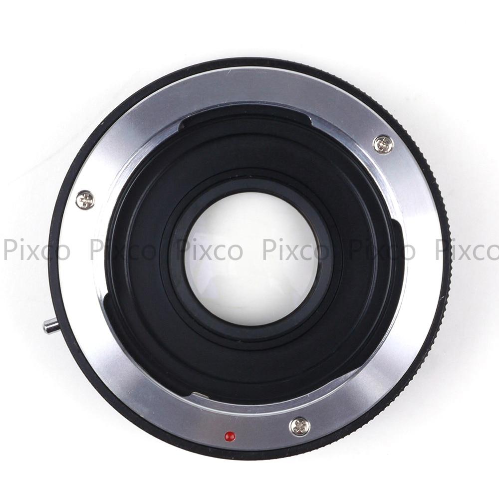 Pixco AF Confirm Non-autofocus Lens Adapter Suit For Contax CY to Nikon Df D5300 D610 D7100 D5200 D600 D3200 D800 D800E D4 D5100