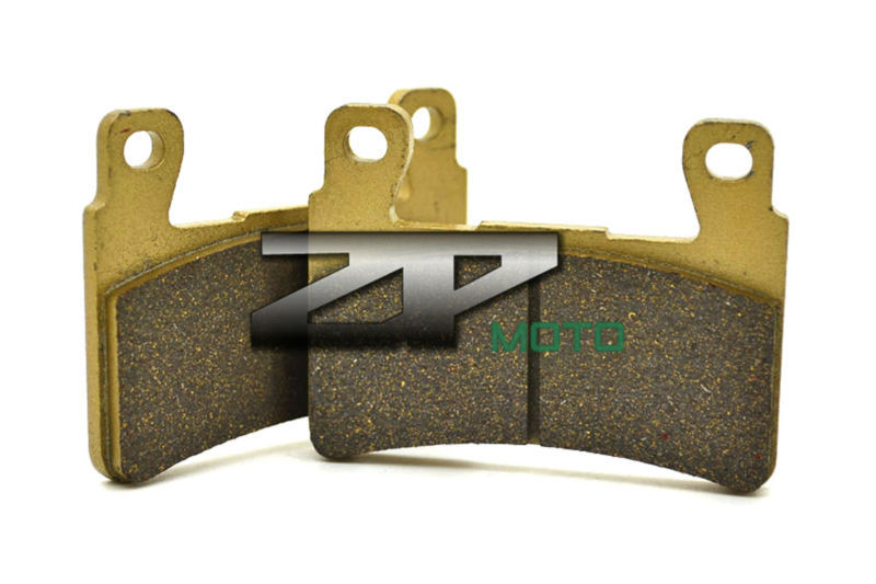 Brake Pads Organic Kevlar For CBR 600 F4/F4i 1999-2006 CBR 600RR 2003-2004 CB 1100 NonABS 2013-2014 Front OEM New High Quality 1999 2000 arctic cat 250 2x4 kevlar carbon front brake pads
