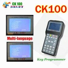 Продвижение Последнего Поколения CK100 Auto Key Программист V99.99 SBB CK 100 С многоязычная OBD2 Автомобиля Ключевые Программист CK-100