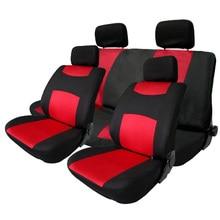 10 Pcs/Lot Universal Car Seat Covers, Auto Interior Decoration Set