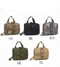 Tactical Nylon Single Military Pistol Hand Gun Bag Rug Outdoor Soft Magazine Carrying Case