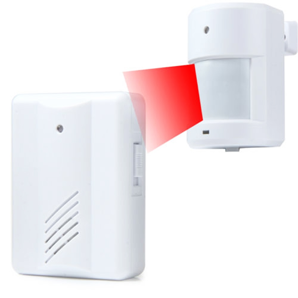 Wireless Door Bell Welcome Device Store Home Entry