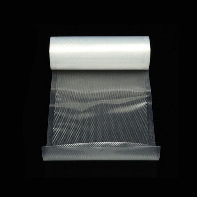 OUNONA Kithen alimentaire scelleur Sous Vide sac de rangement espace sauver sacs garder frais en relief qualité commerciale pour Sous Vide 2
