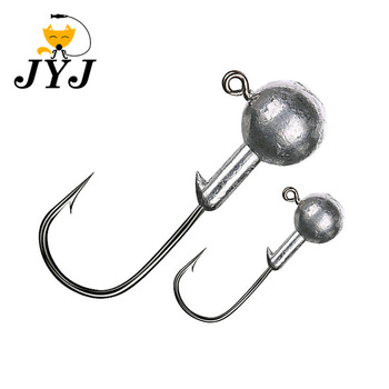 1g 2g 3g 4g 5g 10g 20g 22g 25g 28g crank Jig head hook fishing hook lead head Jig lure hard bait soft worm jig hook for fishing 1