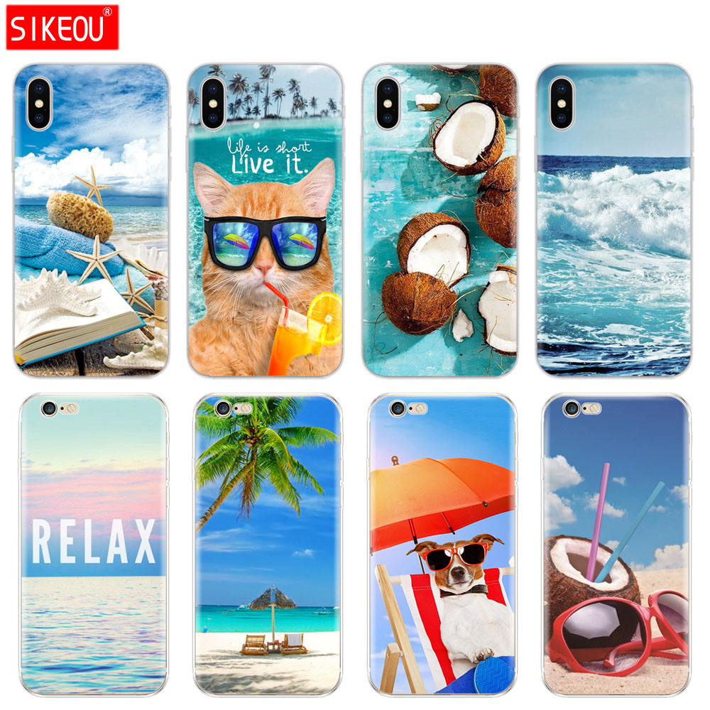 In Hot Sale Maiyaca Starry Sky Moon Stars Mountain Landscape Protector Case For Apple Iphone 8 7 6 6s Plus X 5 5s Se 5c 4 4s Mobile Cases Excellent Quality
