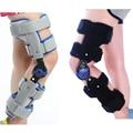 Ajustável Sports Knee Brace Suporte Ortopédico Tala Articulada Estabilizador Envoltório Entorse no Pós-Operatório Hemiplegia Flexão Extensão