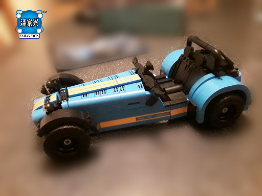 hot sale Caterham Seven 620R building bricks blocks Toys for children boys Game Model Car Gift Compatible with Lepins DIY toys hot sale 1000g dynamic amazing diy educational toys no mess indoor magic play sand children toys mars space sand