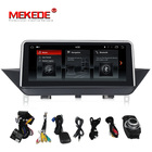IPS screen ID6 UI PX3 Android 7.1 Car Audio for BMW X1 E84 2009 - 2015 with Quad core HD touch screen BT orginal functions