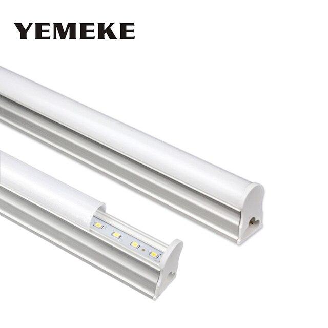 1pcs/lot LED Tube T5 6W 10W 30cm 60cm Led Bulbs Tube 24pcs/48pcs led lampada AC220V SMD2835 led lights for home lighting