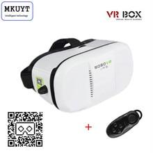 3D VRชุดหูฟังแว่นตาเสมือนจริงที่มีไร้สายGamepad VRความจริงเสมือนแว่นตา3Dสำหรับ4.0-6.0นิ้วมาร์ทโฟน