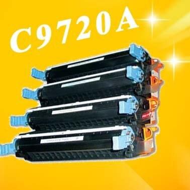 C9720A/C9721A/C9722A/C9723A Toner Cartridge compatible for HP Laserjet 4600/4650 Color Series