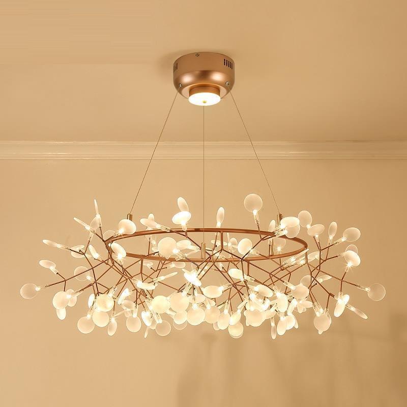 Lustre Colgante diseño nórdico hogar Deco Lampara Colgante De Techo industrial suspensión luminaria Lampen moderna lámpara Colgante