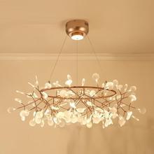 Блеск Pendente Скандинавский дизайн домашний деко Lampara Colgante De Techo Industriele подвесной светильник Lampen Современная Подвесная лампа