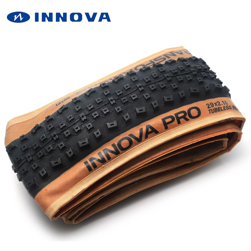INNOVA pneu 29 mtb TLR tubeless bicycle tire 29 2 1 60TPI tubeless ready mountain bike