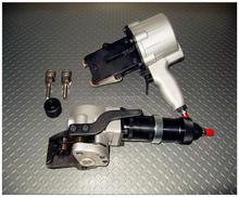 Garantido 100% Novo Pneumática ferramenta de cintas de aço da máquina de separação para a indústria de embalagem tira de aço de 32mm