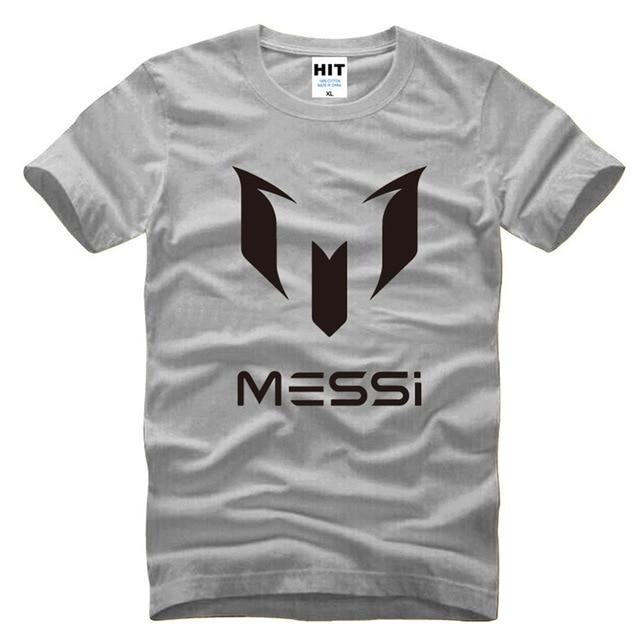 82466aeb1 Messi T Shirts Men Jerseys Short Sleeve Cotton Argentina Star T Shirt Free  Shipping shubuzhi top tees
