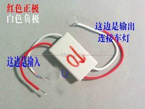 Image 2 - Dc 12 v 24 v LED Brems Stop Licht Lampe Blink/auto Flash Strobe Controller 16 Modus